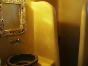 Almyra Yellow Villa, Dovolenkové domy  Kithnos - big - 8