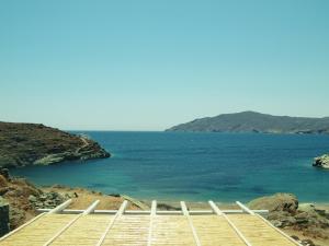 Almyra Yellow Villa, Case vacanze  Kithnos - big - 7