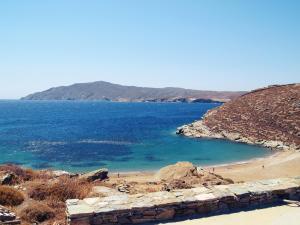 Almyra Yellow Villa, Case vacanze  Kithnos - big - 6