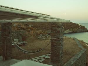 Almyra Yellow Villa, Case vacanze  Kithnos - big - 5