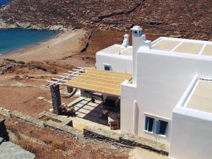 Almyra Yellow Villa, Case vacanze  Kithnos - big - 4