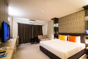 PM Residence, Hotely  Hat Yai - big - 14