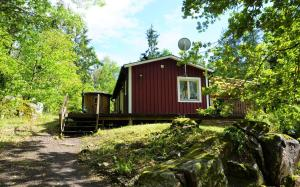 Vacation house next to Lake Vänern, Holiday homes  Gullspång - big - 22