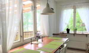 Vacation house next to Lake Vänern, Holiday homes  Gullspång - big - 28