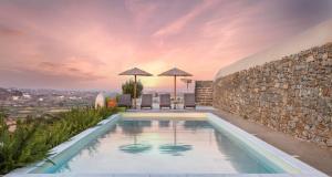 Агкидия - Halcyon Villas Naxos