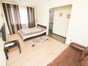 Aliance Apartment at Kirova 2, Ferienwohnungen  Krasnoyarsk - big - 10