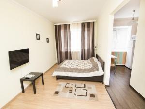 Aliance Apartment at Kirova 2, Ferienwohnungen  Krasnoyarsk - big - 11