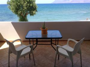 Beach House, Apartmány  Kissamos - big - 12