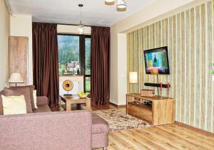 Maison Turquoise, Ferienwohnungen  Sinaia - big - 3