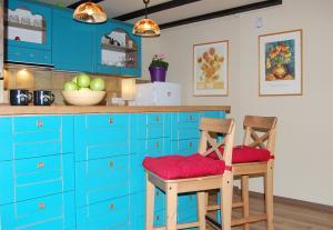 Maison Turquoise, Apartmány  Sinaia - big - 6