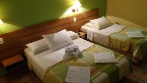 Hotel Ponta das Toninhas, Hotely  Ubatuba - big - 18