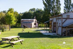 Parque dos Monges, Zelt-Lodges  Alcobaça - big - 34