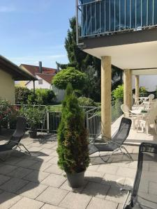 Pension Wagner, Bed and Breakfasts  Ingolstadt - big - 25