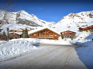 Chalet L'Ours Blanc, Horské chaty  Le Grand-Bornand - big - 21