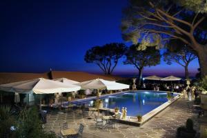 Grand Hotel Helio Cabala, Hotels  Marino - big - 17