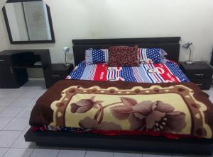 hegis apartment, Appartamenti  Accra - big - 14