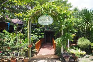 Krua Baan Suan, Загородные дома  Таланг - big - 44