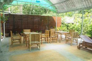 Krua Baan Suan, Загородные дома  Таланг - big - 38