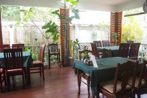 Krua Baan Suan, Загородные дома  Таланг - big - 40
