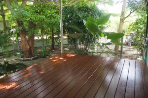 Krua Baan Suan, Загородные дома  Таланг - big - 33