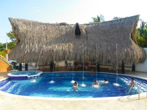 Cabañas La Fragata, Apartmánové hotely  Coveñas - big - 16
