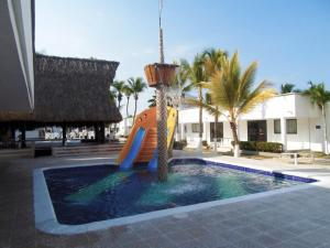 Cabañas La Fragata, Aparthotels  Coveñas - big - 4