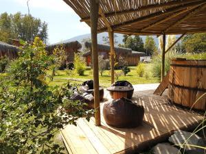Refugio Rural Majadas Hostal spa