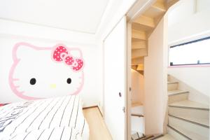 Dotonbori Sixteen Apartment, Apartments  Osaka - big - 61