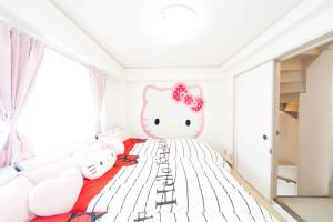 Dotonbori Sixteen Apartment, Appartamenti  Osaka - big - 56