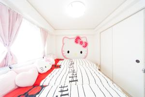 Dotonbori Sixteen Apartment, Apartments  Osaka - big - 49