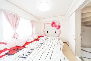 Dotonbori Sixteen Apartment, Apartments  Osaka - big - 48
