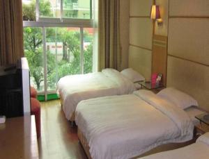 hotel near Shenzhen Meifu Hotel