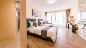 Estay ApartHotel Weihai Jinsha International, Residence  Weihai - big - 5