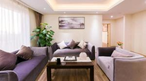Estay ApartHotel Weihai Jinsha International, Residence  Weihai - big - 6