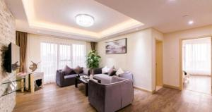 Estay ApartHotel Weihai Jinsha International, Residence  Weihai - big - 10