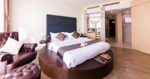 Estay ApartHotel Weihai Jinsha International, Residence  Weihai - big - 11