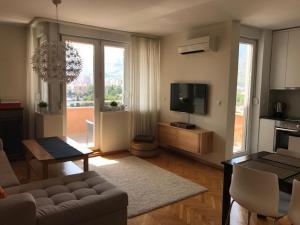 Caroline's apartment in Mostar