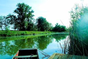 Vándor Vendégház és Horgásztó, Гостевые дома  Gyügye - big - 1