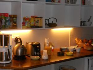 La Maison Du Coteau, Bed & Breakfast  Cachan - big - 26