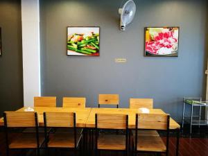 HOTEL450, Inns  Vientiane - big - 24