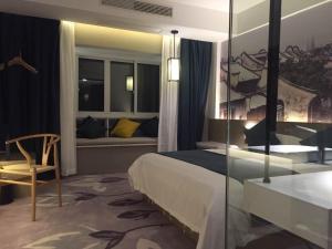 Tongxiang Wuzhen Shangjin Hotel, Отели  Wujiaqiao - big - 6