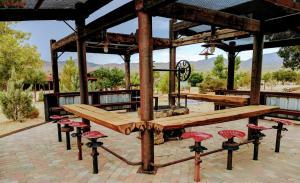 Stagecoach Trails RV Resort, Kempy  Julian - big - 54