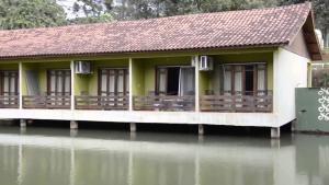 Pousada Parque das Gabirobas, Farm stays  Macacos - big - 30