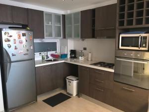 Departamento Con Con Velas de Montemar, Apartments  Concón - big - 15