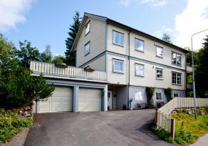 Berg Apartments, Apartmánové hotely  Svolvær - big - 40