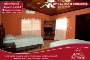 Las casas de Don Pancho, Отели  El Molino - big - 3