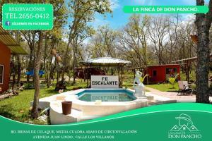 Las casas de Don Pancho, Отели  El Molino - big - 22