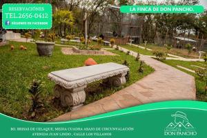 Las casas de Don Pancho, Отели  El Molino - big - 23