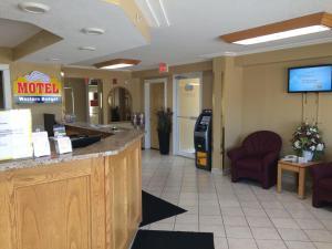 Western Budget Motel #1 & 2 Whitecourt