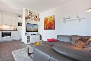 Landhaus _Berthin_Bleeg_ App_ 4 Bu, Appartamenti  Wenningstedt - big - 20